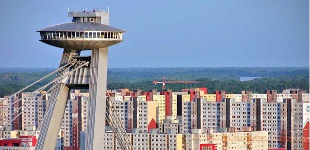 Visite guidée de Bratislava