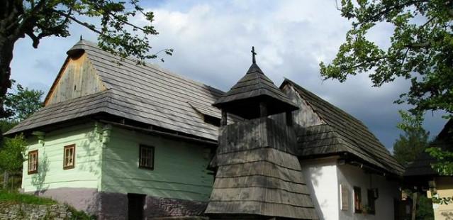 Vlkolínec et les villages traditionnels