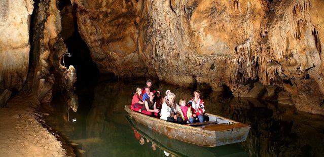 Les grottes du karst de Slovaquie