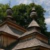 Églises en bois des Carpates