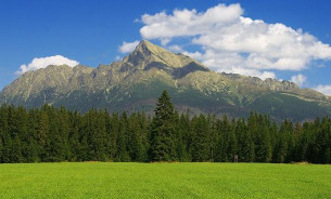 Les Tatras, point culminant des Carpates