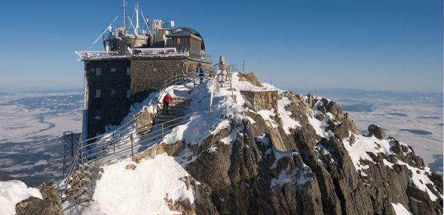 Les Tatras, point culminant des Carpates