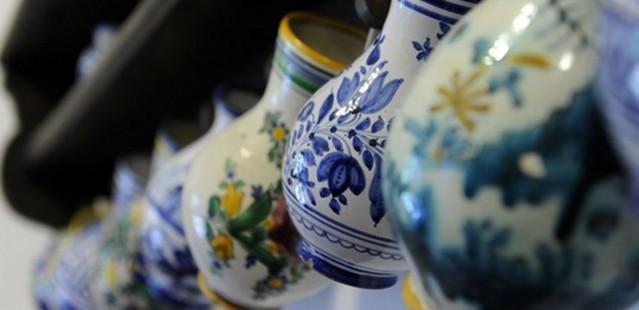 Modra: Céramique et vin slovaque
