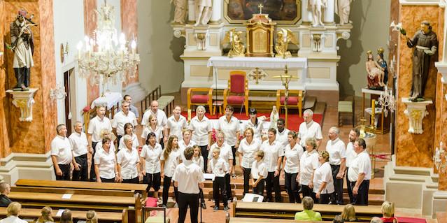 Les petits chanteurs de Guewenheim